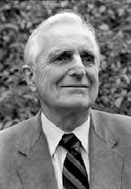 Douglas Engelbart, the father of the computer mouse