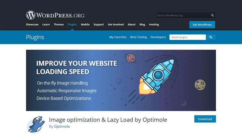 Optimole : Best Free WordPress Plugin for Image optimization & Lazy Load