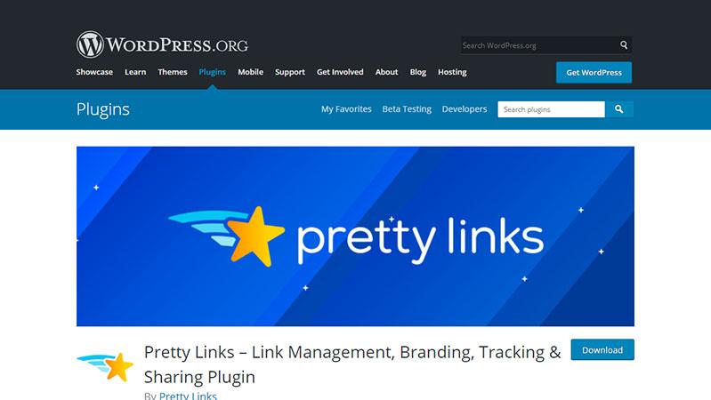 Pretty Links: Best Free WordPress Plugin for Link Management, Branding, Tracking & Sharing