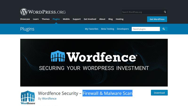 Wordfence Security : Best Free WordPress Plugin for Firewall & Malware Scan