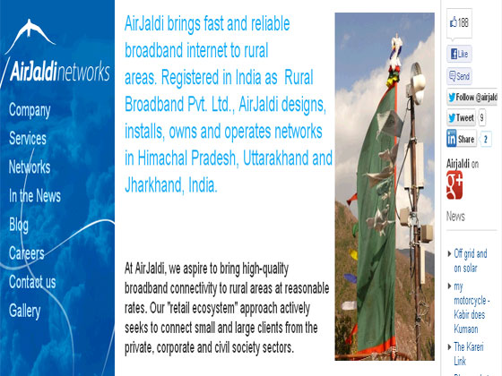 Airjaldi Networks