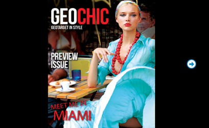 GEOCHICMAG- CREATE MOBILE SITE REPLICA OF IPHONE APPS