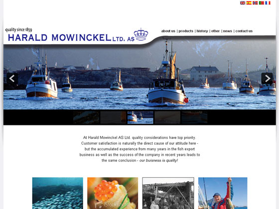 HARALD MOWINCKEL LTD.