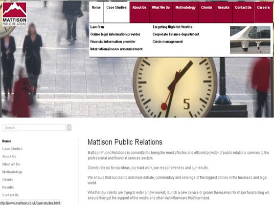 Mattison Public Relations