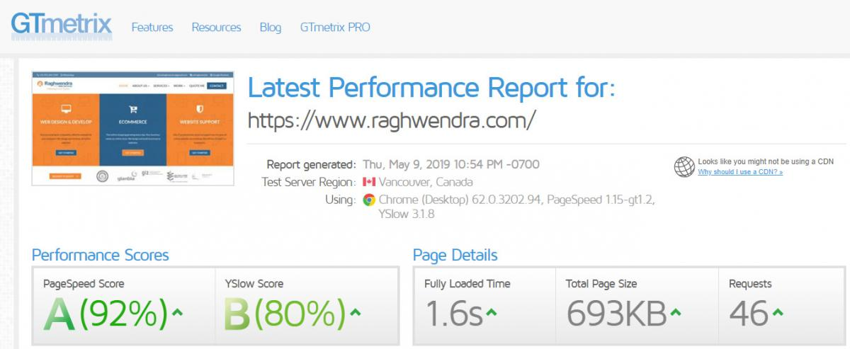 raghwendra website speed test gtmetrix.jpg