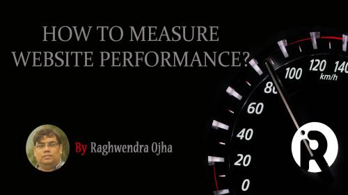 How to Measure Website Performance?