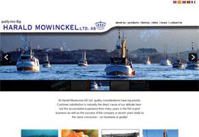 joomla development HARALD MOWINCKEL LTD.