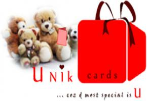 custom ecommerce website development - Unik Cards